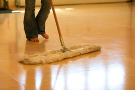 Experienced team in Floor Sanding & Finishing in Wood Floor Repairs London
